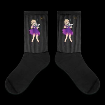 NikaNKPurple_allover-socks-basic_DarkGrey_mockup