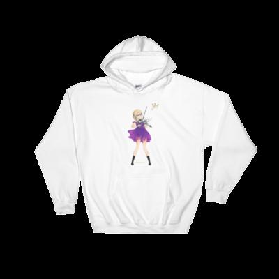 NikaNkPurple_HoodedSweatshirt_10x12_mockup_Flat-Front_White