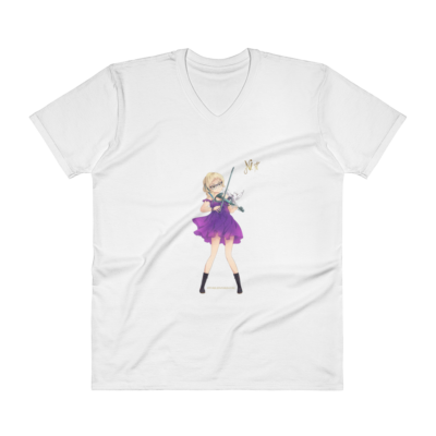 NikaNkPurple_Shirts_10x12_Front_mockup_Flat-Front_White